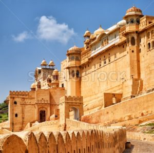 Amber Fort, Jaipur, India - GlobePhotos