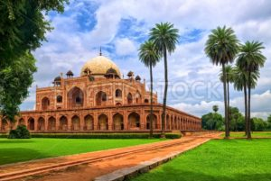 Humayun's tomb in New Delhi, India - GlobePhotos