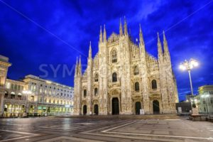 Milan Cathedral, Italy - GlobePhotos