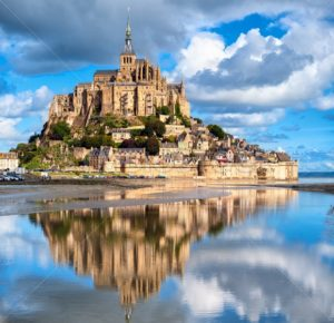 Mont Saint-Michel, France - GlobePhotos