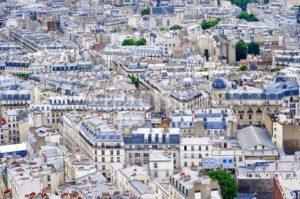 Old town of Paris, France - GlobePhotos