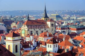 Old town of Prague, Czech Republic - GlobePhotos