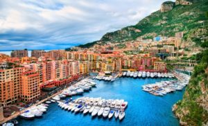 Port Fontveille, Principality of Monaco - GlobePhotos - royalty free stock images