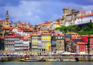 Ribeira, the old town of Porto, Portugal - GlobePhotos