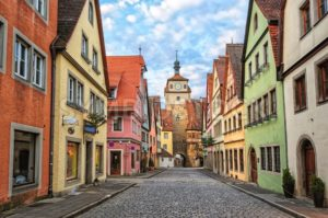 Rothenburg ob der Tauber, Germany - GlobePhotos