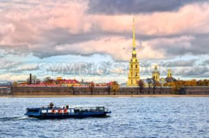 St. Petersburg, Russia, Peter and Paul fortress - GlobePhotos