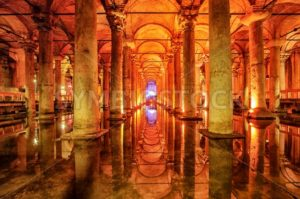 The Basilica Cistern, Istanbul, Turkey - GlobePhotos