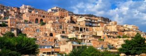 Panorama of the old town of Mardin, Turkey - GlobePhotos - royalty free stock images