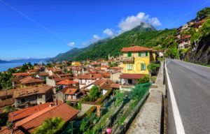 Cannero old town, Lago Maggiore, Italy - GlobePhotos - royalty free stock images