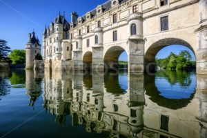 Chenonceau Castle in Loire Valley, France - GlobePhotos - royalty free stock images