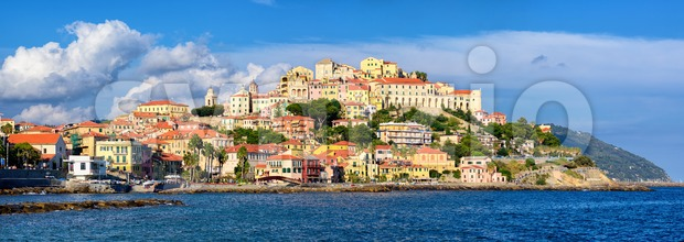 Imperia, Italy Stock Photo