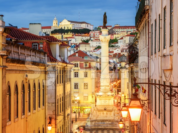 Lisbon, Portugal Stock Photo