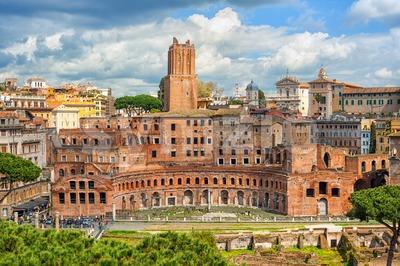 Rome, Italy Stock Photo